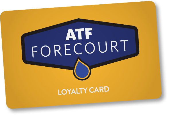 ATF Forecourt Loyalty Card